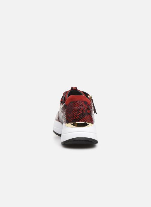 Sneakers Gabor Kira Rood rechts