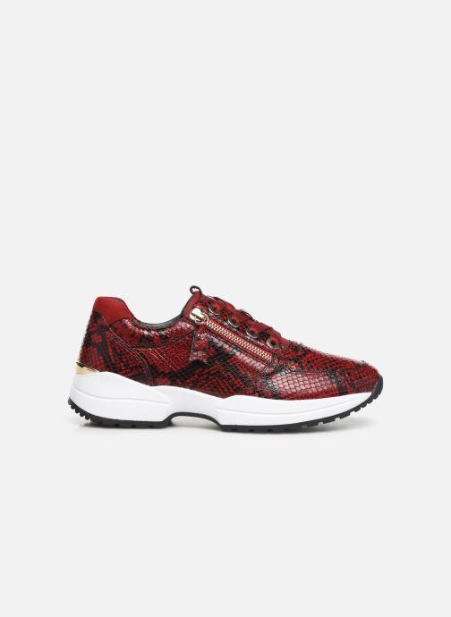 Sneakers Gabor Kira Rood achterkant