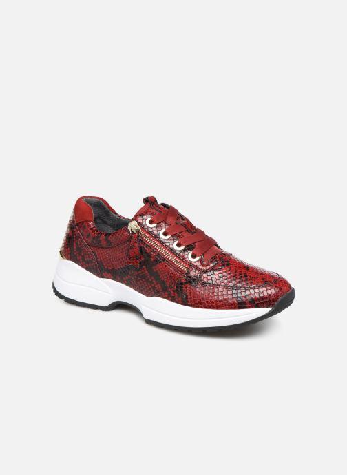 Sneakers Gabor Kira Rood detail