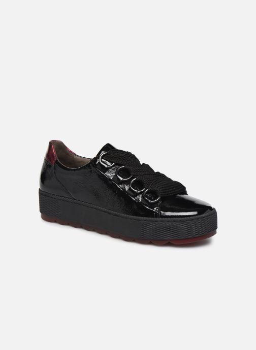Sneaker Gabor Maloe schwarz detaillierte ansicht/modell