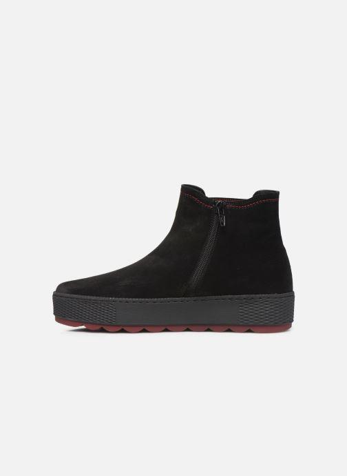 Bottines et boots Gabor Maryu Noir vue face