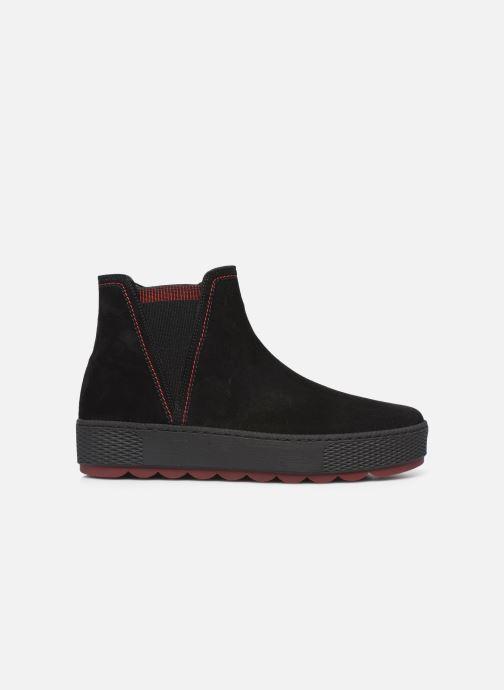 Bottines et boots Gabor Maryu Noir vue derrière