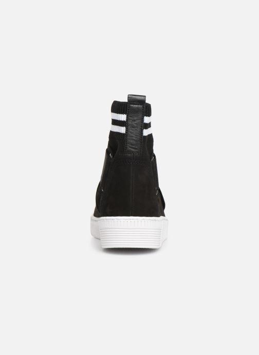Baskets Gabor Noa Noir vue droite