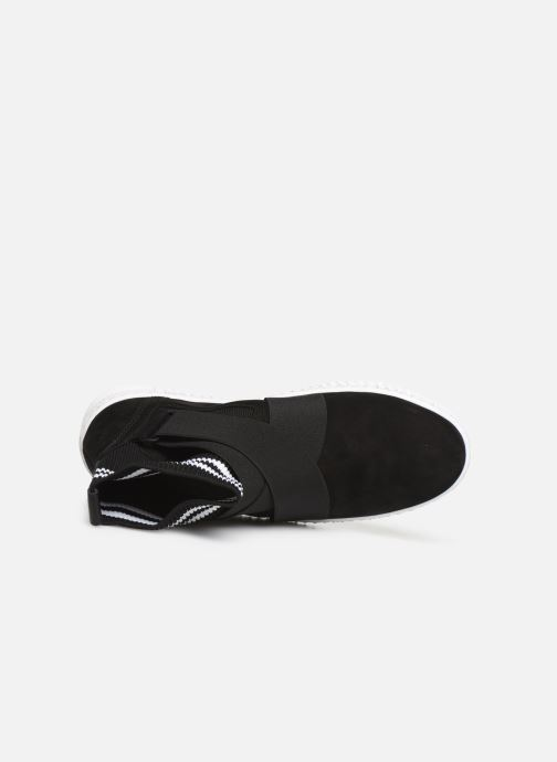 Baskets Gabor Noa Noir vue gauche