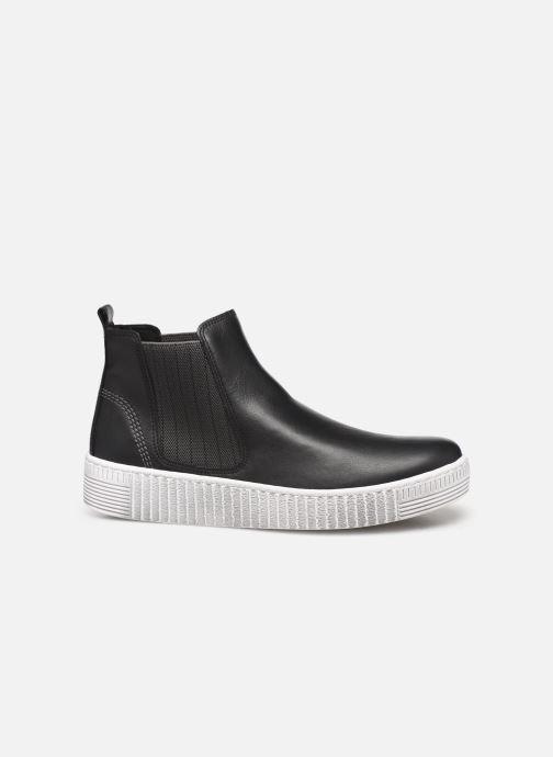 Bottines et boots Gabor Txel Noir vue derrière