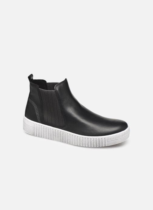 Bottines et boots Gabor Txel Noir vue détail/paire