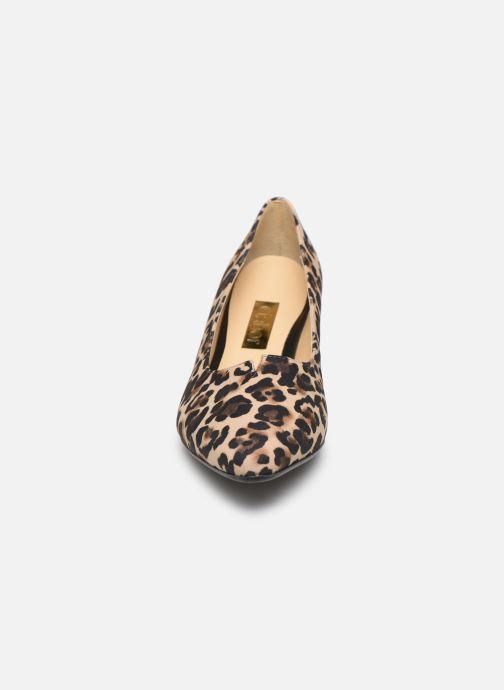 Escarpins Gabor Annabelle Marron vue portées chaussures