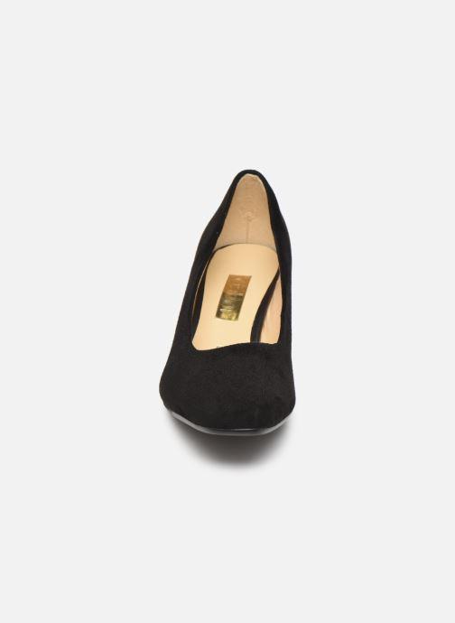 Escarpins Gabor Markhat Noir vue portées chaussures