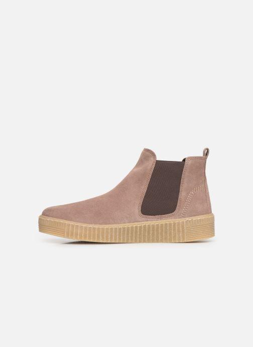 Boots en enkellaarsjes Gabor Komo Roze voorkant