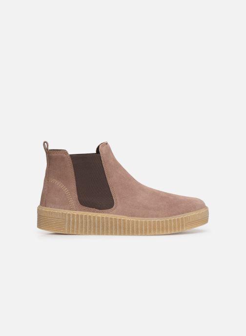 Boots en enkellaarsjes Gabor Komo Roze achterkant