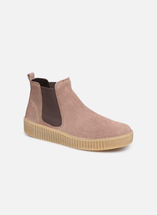Gabor, Chelsea Boots, rosa