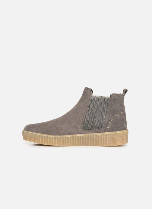Boots en enkellaarsjes Gabor Komo Grijs voorkant