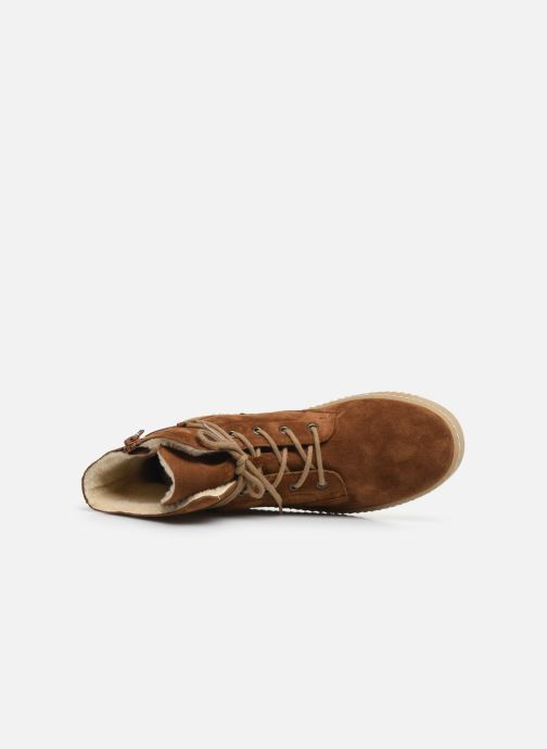 Bottines et boots Gabor Rang Marron vue gauche