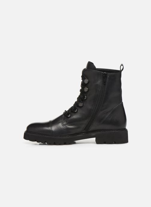 Bottines et boots Gabor Hibia Noir vue face