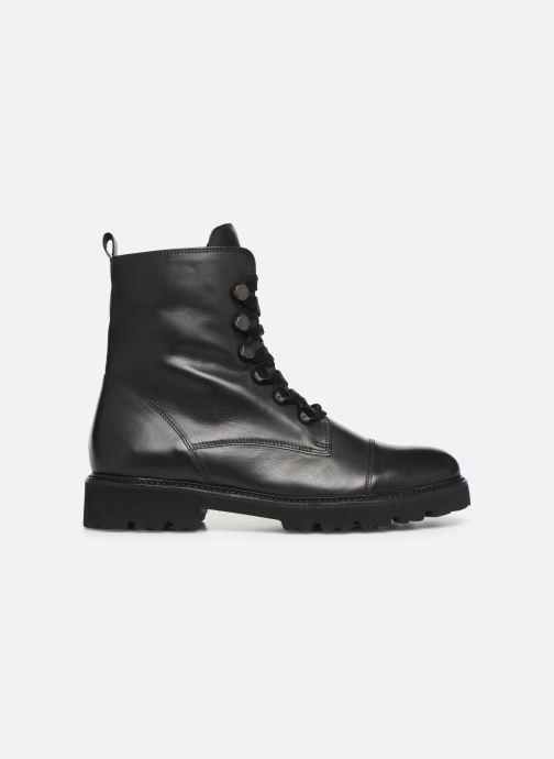 Boots en enkellaarsjes Gabor Hibia Zwart achterkant