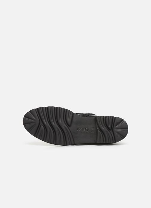 Bottines et boots Gabor Hibia Noir vue haut