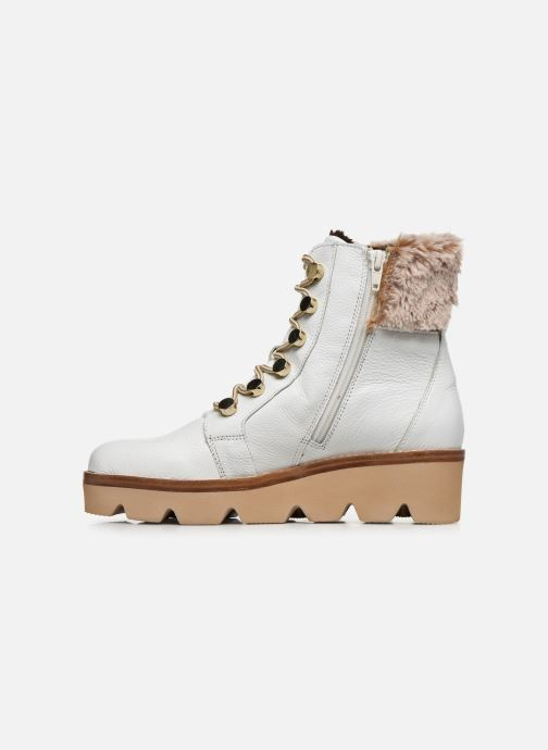 Bottines et boots Gabor Hiki Blanc vue face