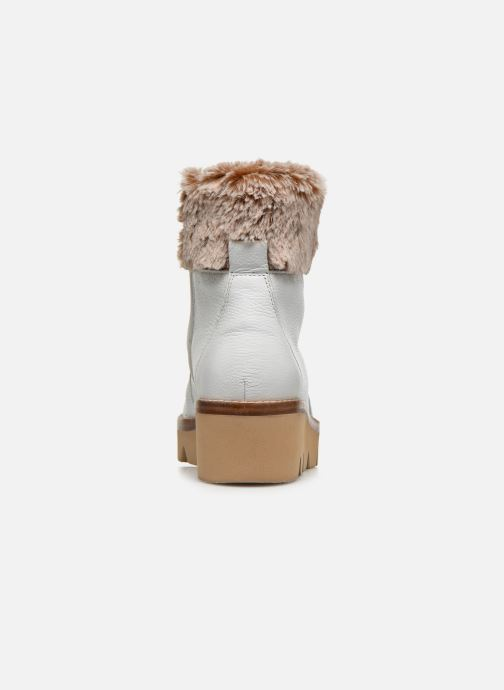 Bottines et boots Gabor Hiki Blanc vue droite