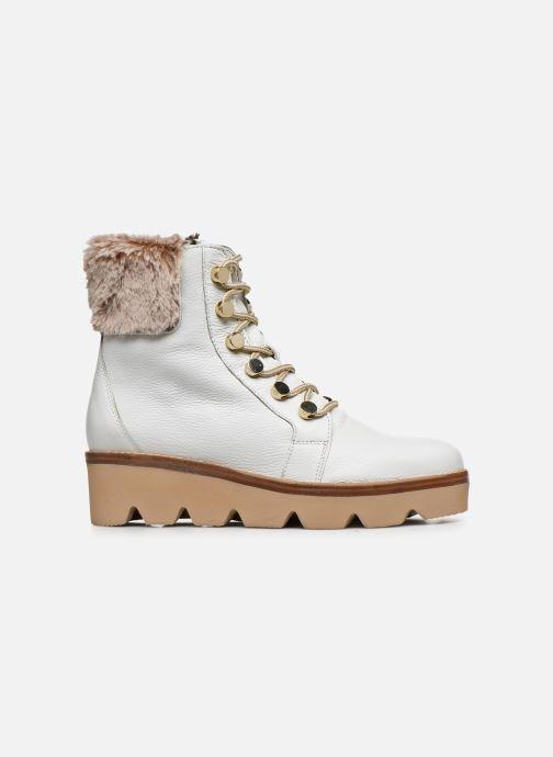 Bottines et boots Gabor Hiki Blanc vue derrière