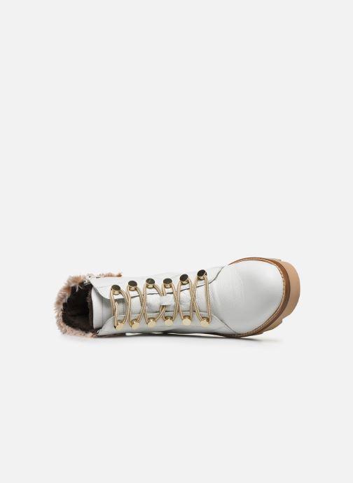 Bottines et boots Gabor Hiki Blanc vue gauche