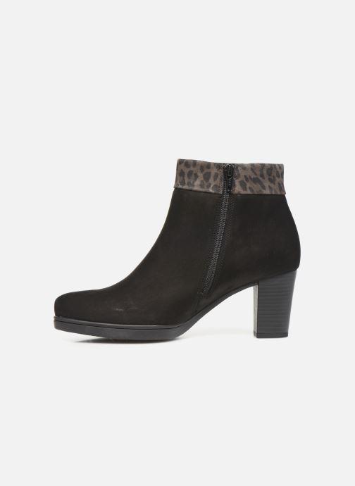 Boots en enkellaarsjes Gabor Pali Zwart voorkant