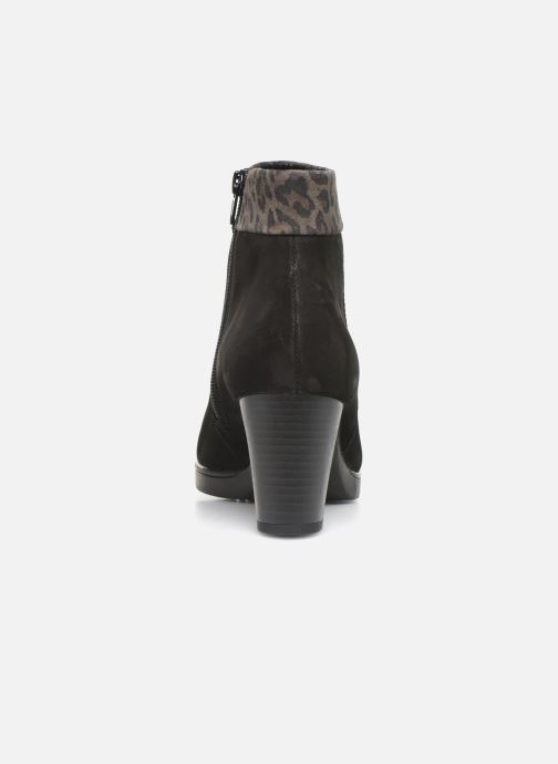 Bottines et boots Gabor Pali Noir vue droite