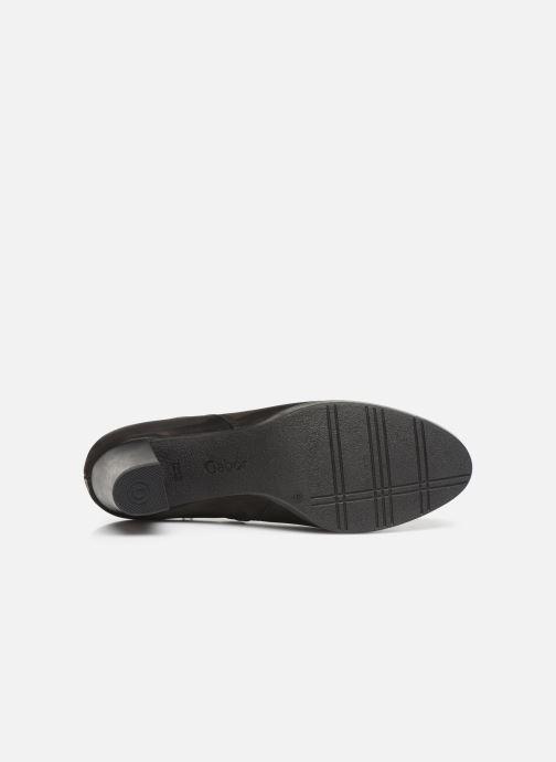 Bottines et boots Gabor Pali Noir vue haut