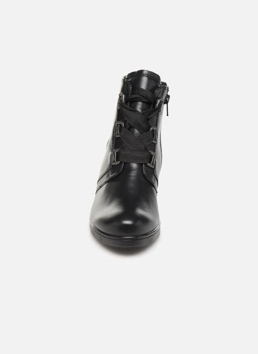 Stiefeletten & Boots Gabor Sandrine 2 schwarz schuhe getragen