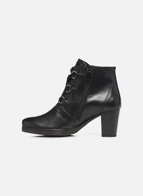 Bottines et boots Gabor Sandrine 2 Noir vue face