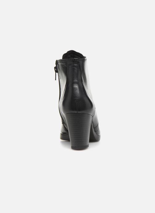 Bottines et boots Gabor Sandrine 2 Noir vue droite