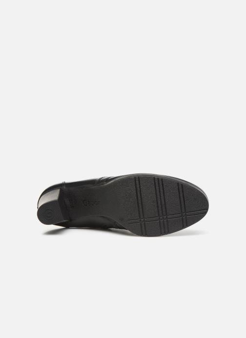 Stiefeletten & Boots Gabor Sandrine 2 schwarz ansicht von oben