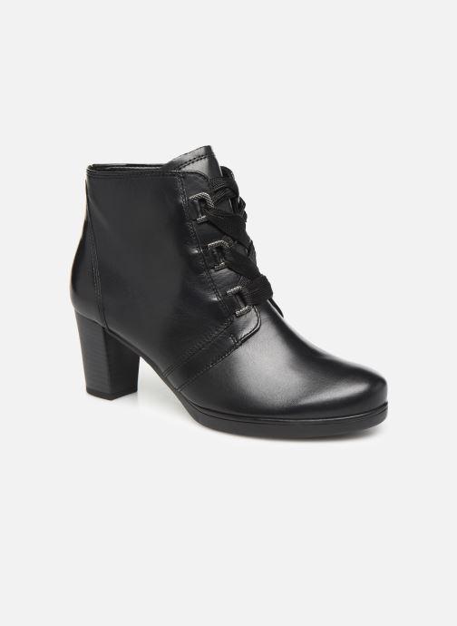 Bottines et boots Gabor Sandrine 2 Noir vue détail/paire
