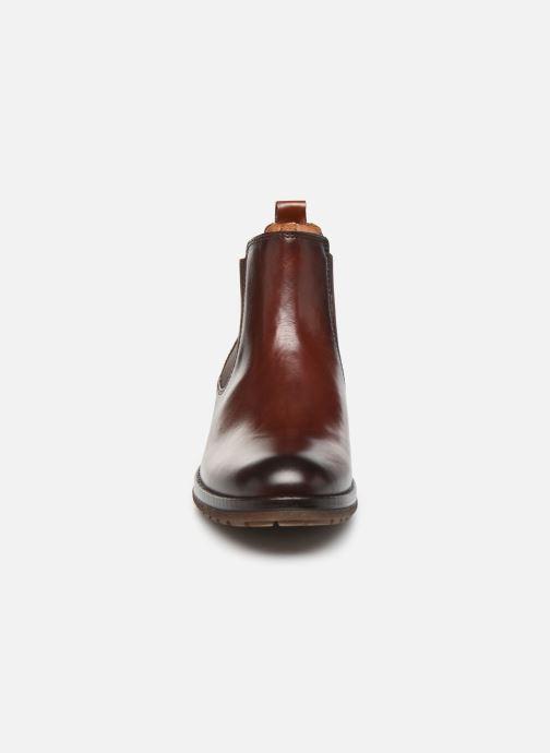Bottines et boots Gabor Marol Marron vue portées chaussures