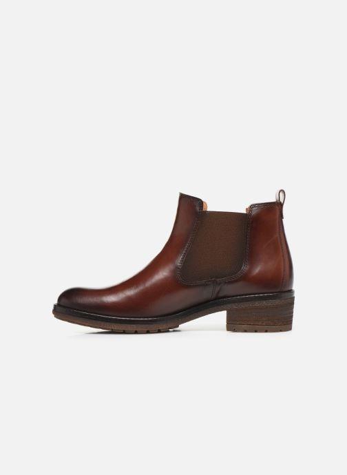 Bottines et boots Gabor Marol Marron vue face