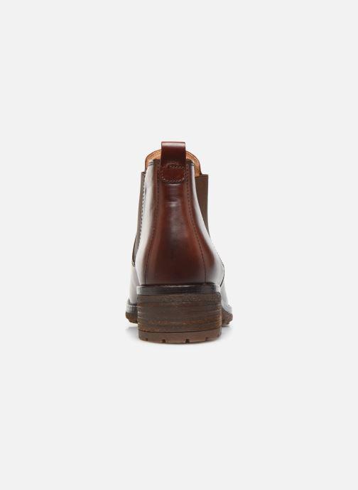 Bottines et boots Gabor Marol Marron vue droite