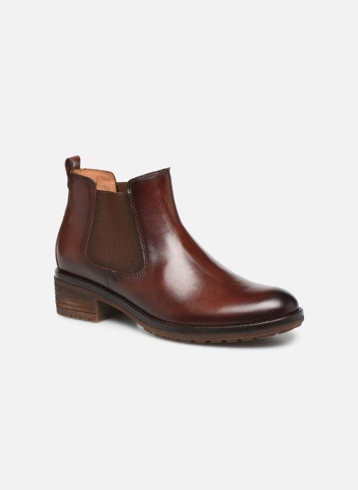 Bottines et boots Gabor Marol Marron vue détail/paire