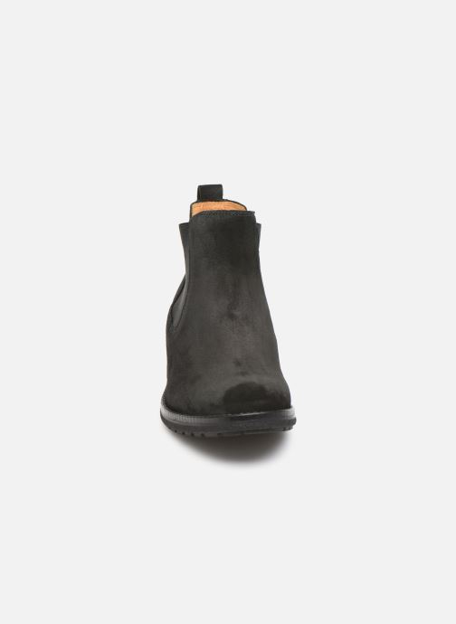 Ankle boots Gabor Marol Black model view