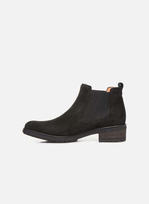 Boots en enkellaarsjes Gabor Marol Zwart voorkant