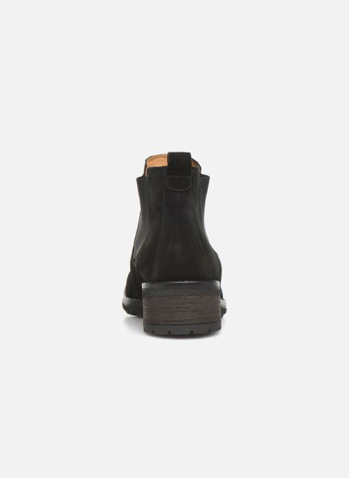 Ankle boots Gabor Marol Black view from the right