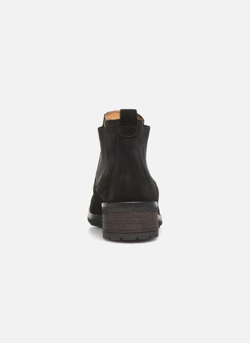 Bottines et boots Gabor Marol Noir vue droite