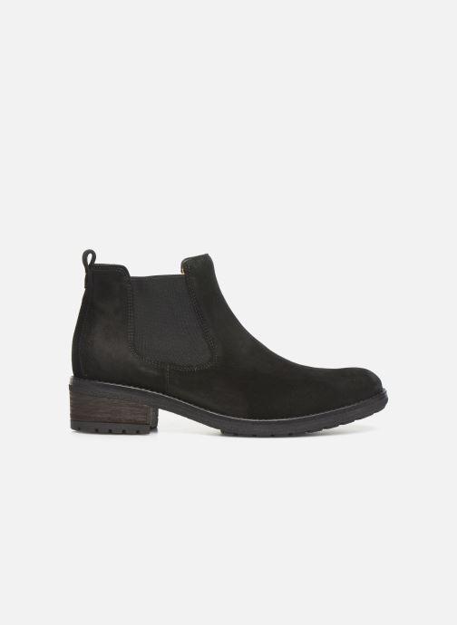 Boots en enkellaarsjes Gabor Marol Zwart achterkant
