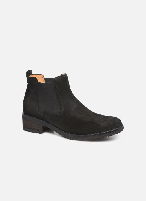 Ankle boots Gabor Marol Black detailed view/ Pair view