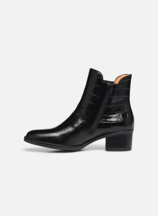 Bottines et boots Gabor Lora Noir vue face