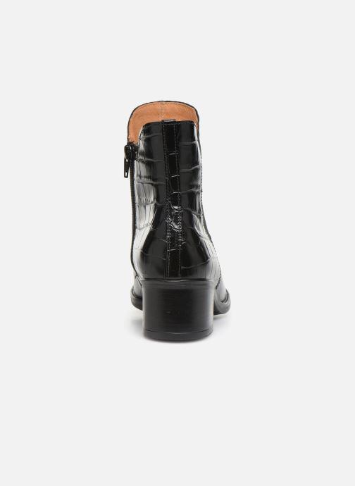 Bottines et boots Gabor Lora Noir vue droite