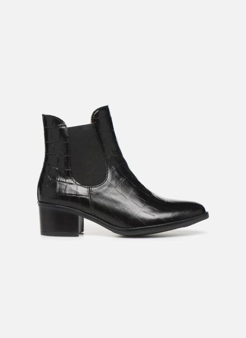 Boots en enkellaarsjes Gabor Lora Zwart achterkant