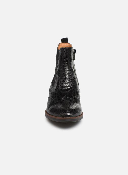 Bottines et boots Gabor Wanda Noir vue portées chaussures