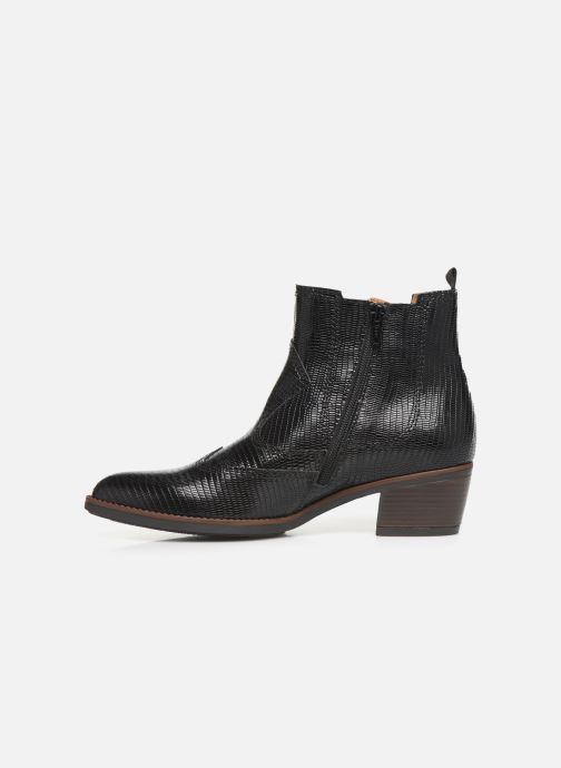 Bottines et boots Gabor Wanda Noir vue face