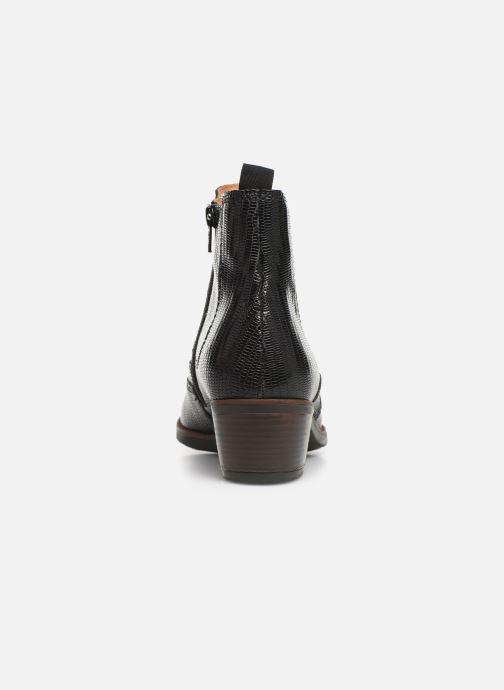 Bottines et boots Gabor Wanda Noir vue droite