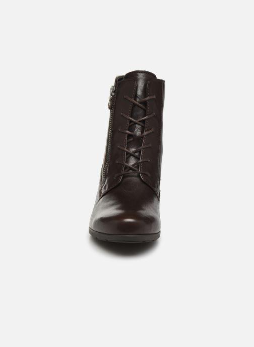 Stiefeletten & Boots Gabor Tiro braun schuhe getragen