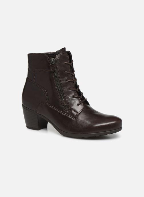 Stiefeletten & Boots Gabor Tiro braun detaillierte ansicht/modell